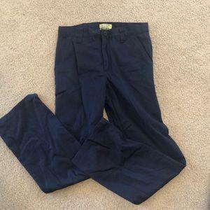 Old Navy Size 16 Boys Regular uniform pants